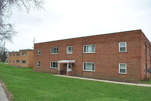 The Bedford Terrace Apartments, 200 & 204 Solon Road, Bedford, OH 44146